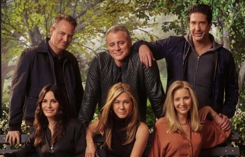Friends: lanzan trailer del reencuentro. Mira cómo se ven los personajes.