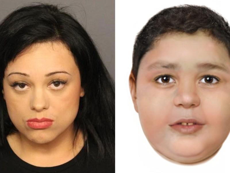 Arrestan latina sospechosa de matar a su hijo de 7 años