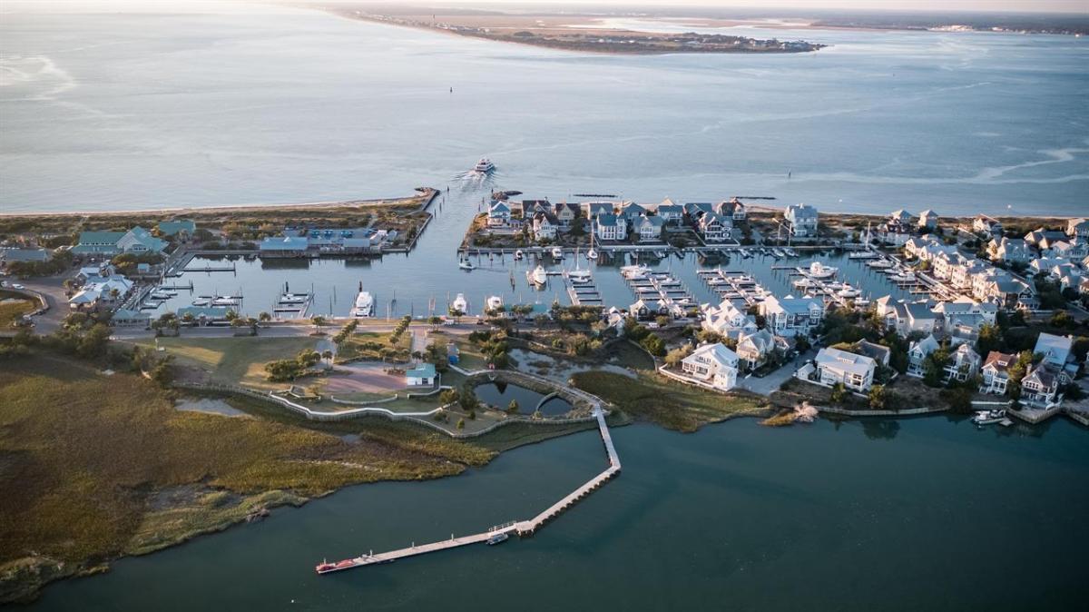 Bald Head Island: la isla más visitada en Carolina del Norte