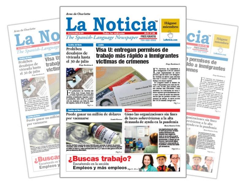 La Noticia Charlotte Edición 1209