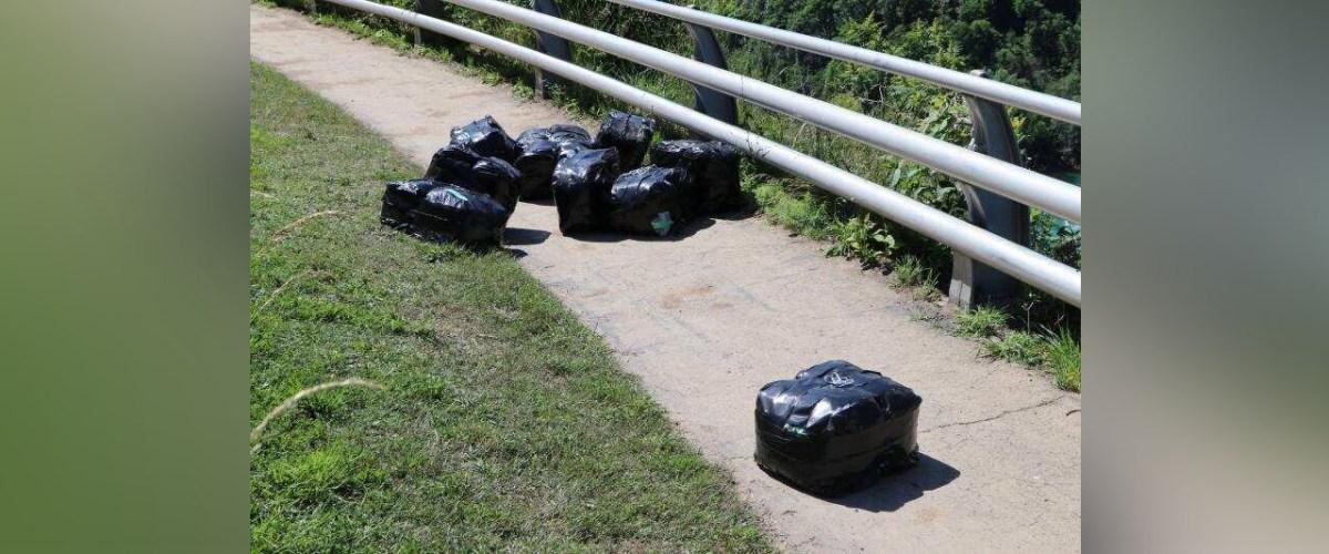 Descubren $250 mil en drogas cerca de Cataratas del Niágara