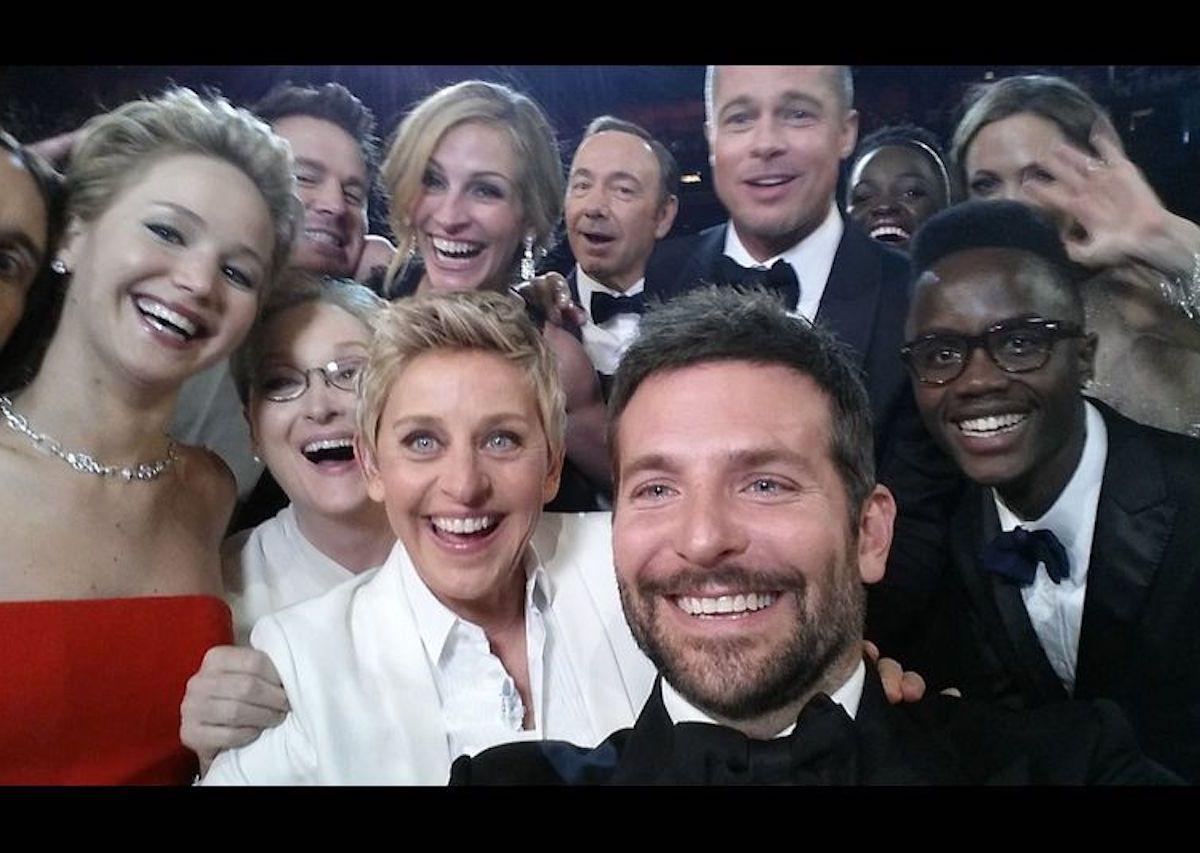 ¿Cuáles son las selfies más famosas de todos los tiempos?