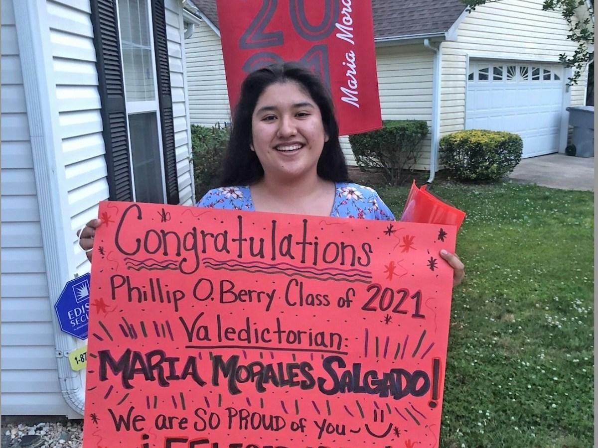 Estudiante latina de Charlotte asistirá a la Universidad de Princeton con una beca completa