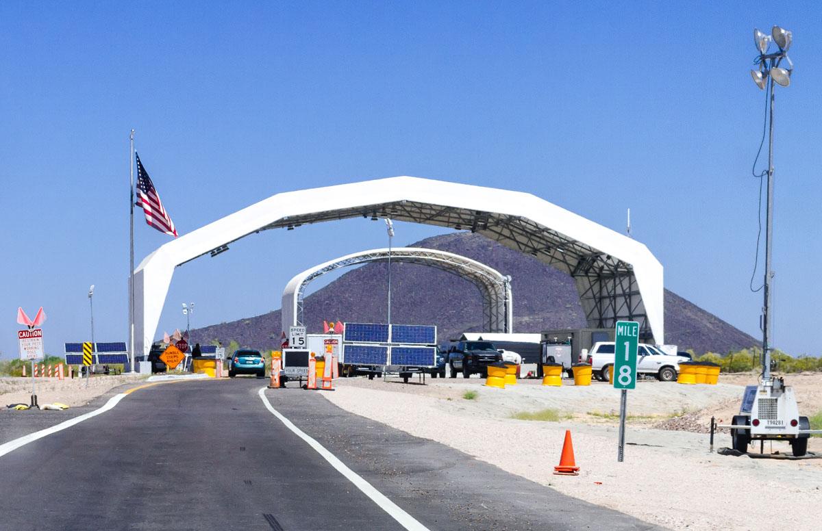 Prorrogan restricciones para cruzar fronteras