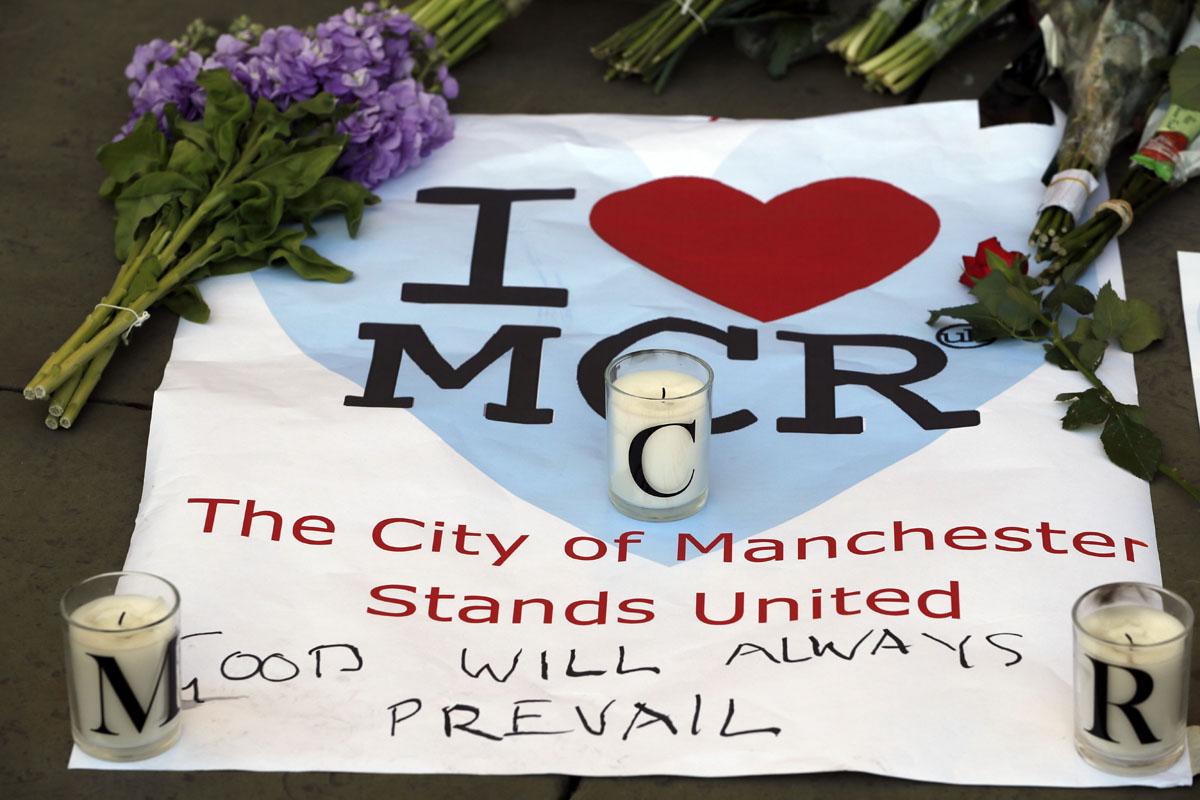 Revelan detalles sobre ataque suicida al Manchester Arena de 2017