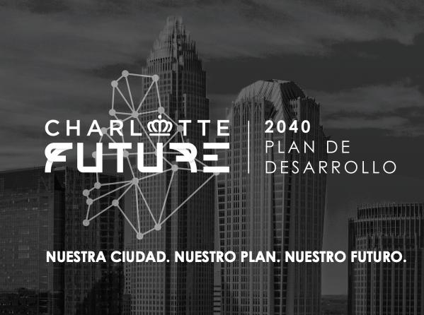"""El Plan de Desarrollo 2040, conocido en inglés como """"2040 Comprehensive Plan"""", es un conjunto de políticas que detalla la visión y metas de la ciudad a largo plazo y describe los pasos para lograrlos."""