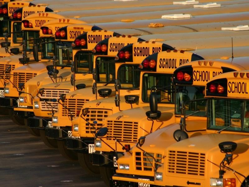 Wake necesita conductores de autobuses escolares, ofreciendo $1,200 en bonificaciones
