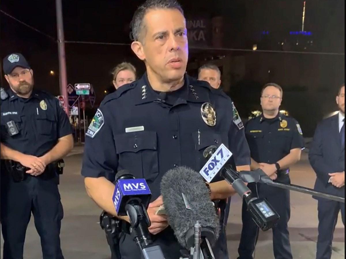 Arrestan a hombre sospechoso del tiroteo en Austin