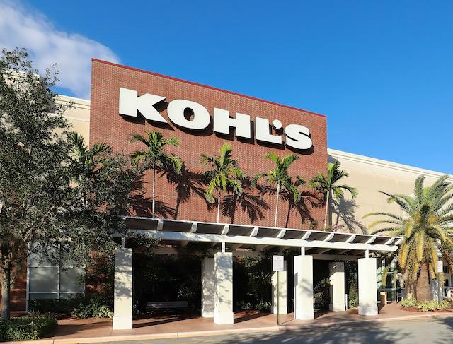 Las tiendas de Kohl's cerrarán el Día de Acción de Gracias