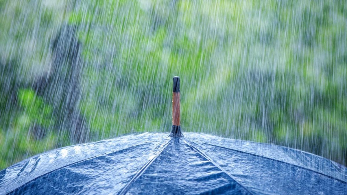 Lluvia en Carolina del Norte