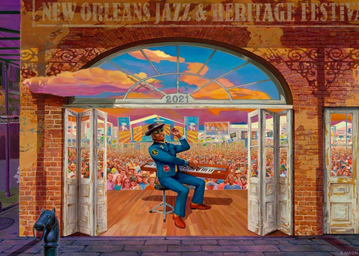 Jazz Fest Nueva Orleans