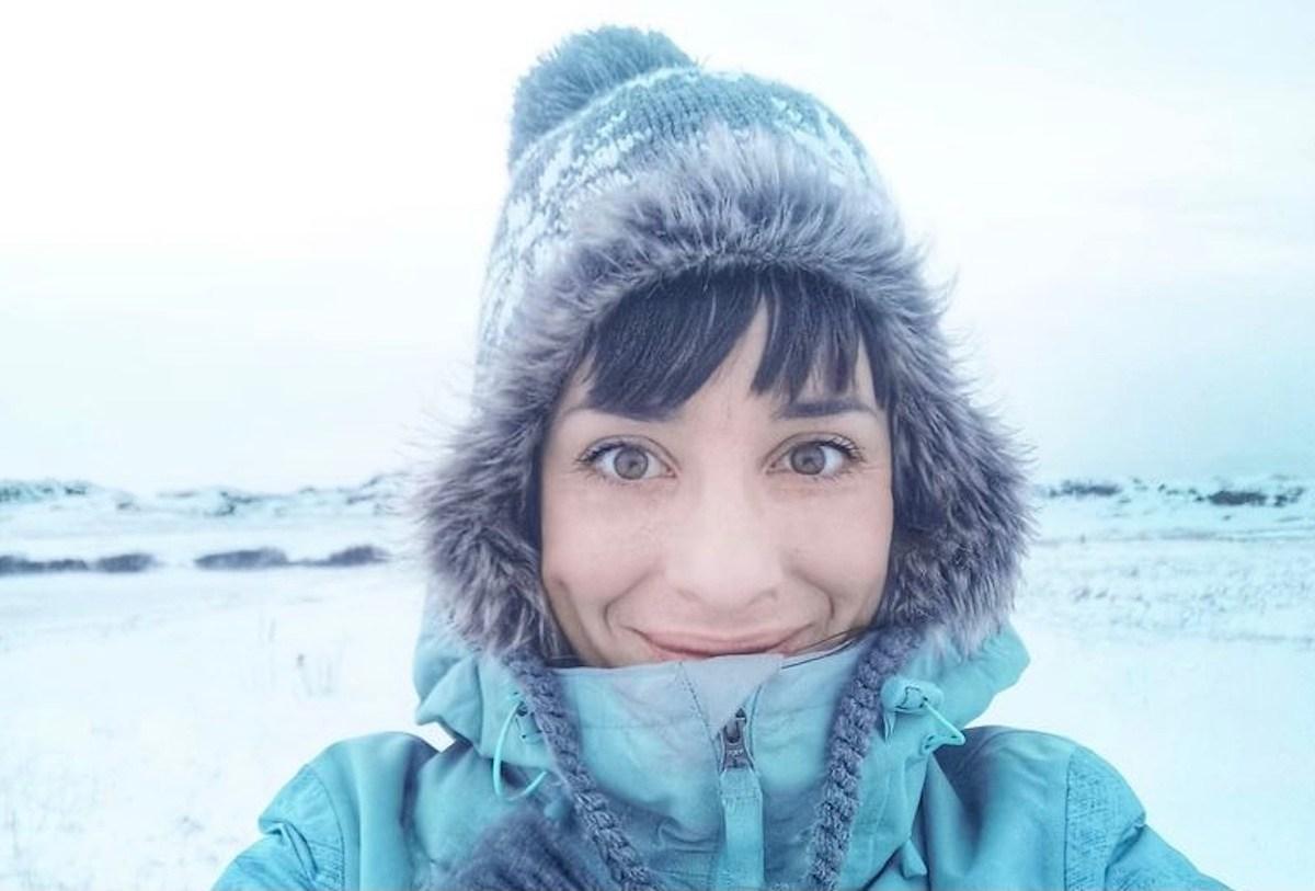 Esta mujer ha vivido sola en el Ártico durante la pandemia y no se arrepiente