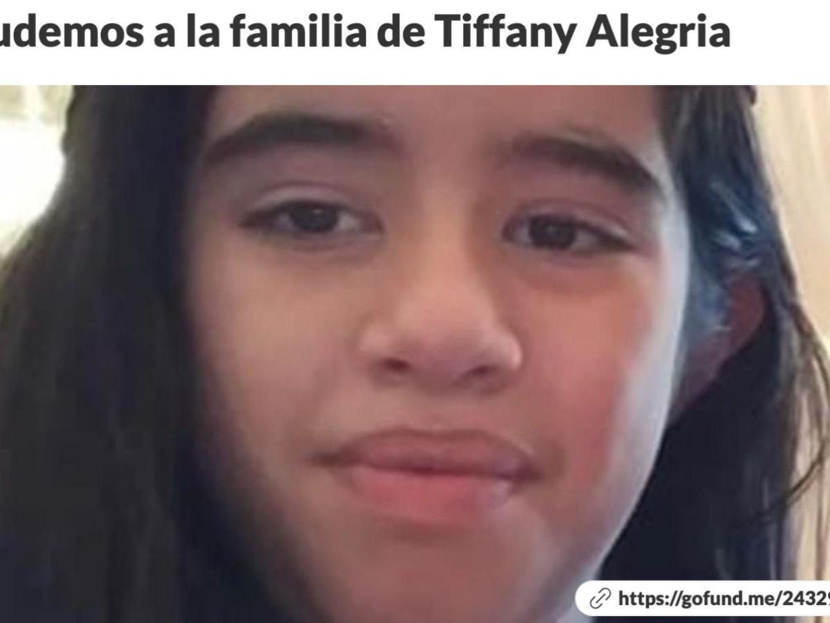 Latina ahogada