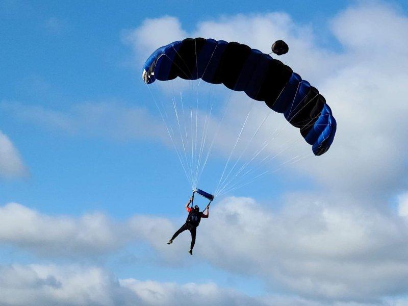 accidente paracaidismo