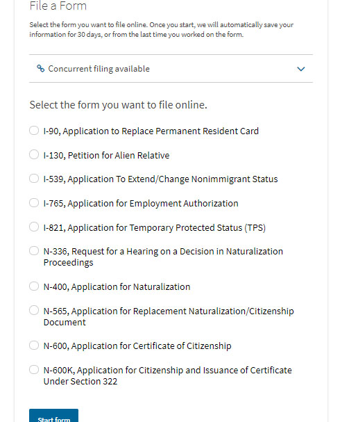 Venezolanos activan envío virtual de formularios para TPS