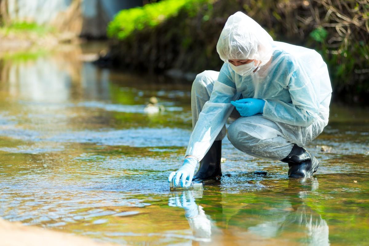 847,000 galones de derrames de aguas residuales en el lago Wylie
