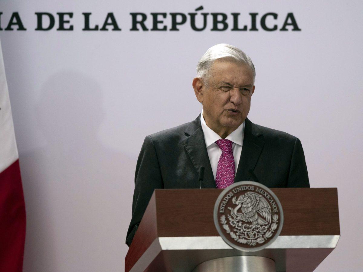 México busca enjuiciar a sus expresidentes