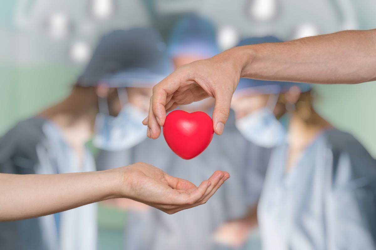 Mujer de Carolina del Norte se convierte en donante de órganos 2 veces