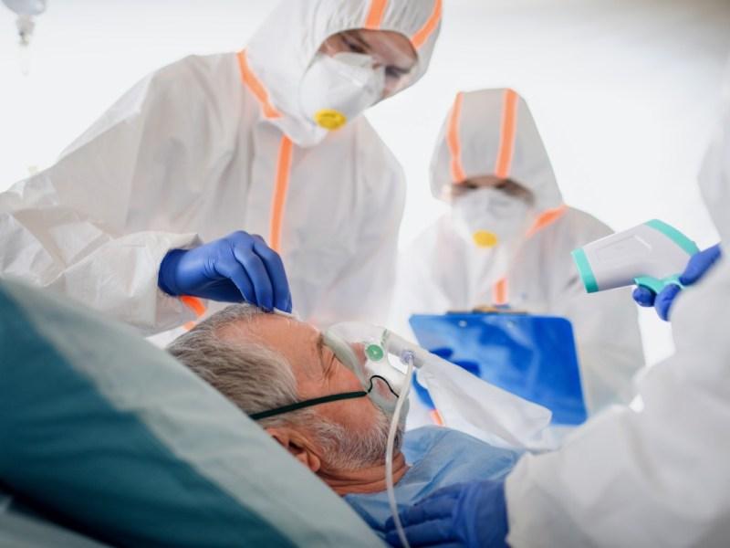 Más de 4,000 nuevos casos de COVID-19 el pasado fin de semana en Carolina del Norte
