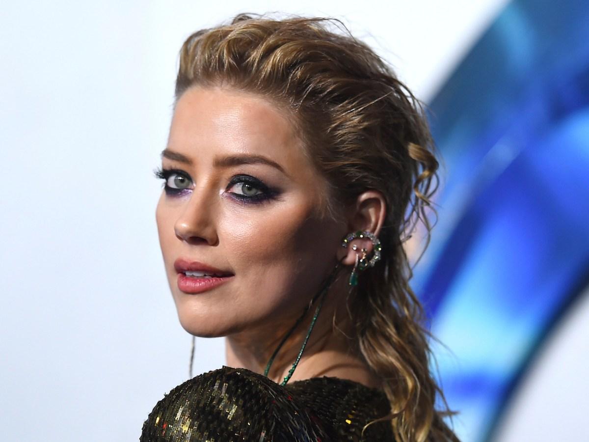 Amber Heard, ex de Jonny Depp, se convierte en madre soltera