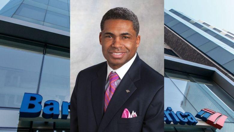 Kieth Cockrell, Presidente de Bank of America Charlotte 1