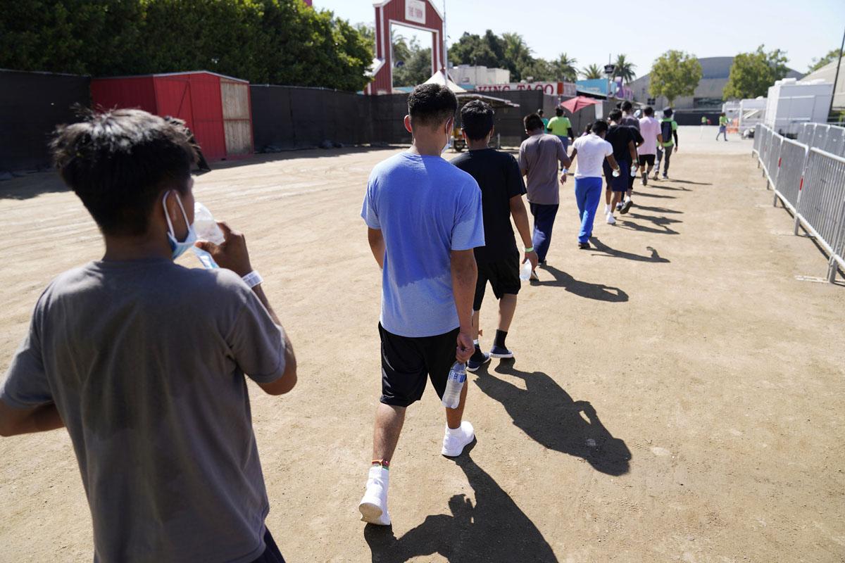 CDC: menores solos pueden pedir asilo, no serán deportados