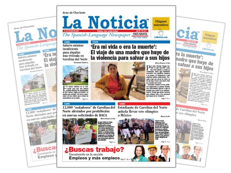 La Noticia Charlotte Edición 1214