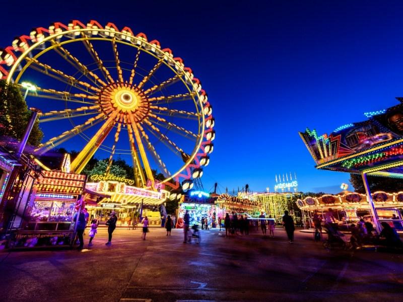 Feria Estatal de Carolina del Norte anuncia día con menos luz y sonido