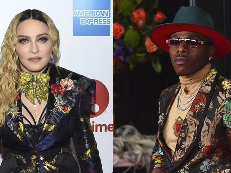 Madonna responde comentarios de Da Baby sobre gays y VIH