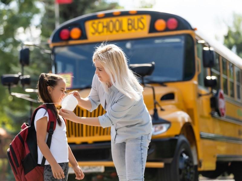 Ya no se requieren mascarillas en los autobuses escolares de Carolina del Sur