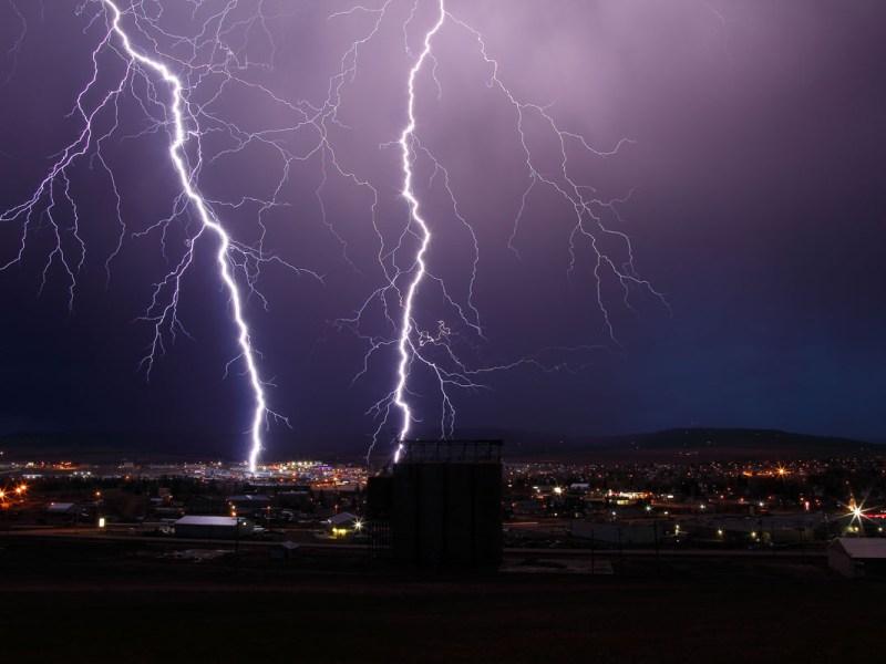 20 mil personas quedaron sin electricidad en Charlotte por tormentas