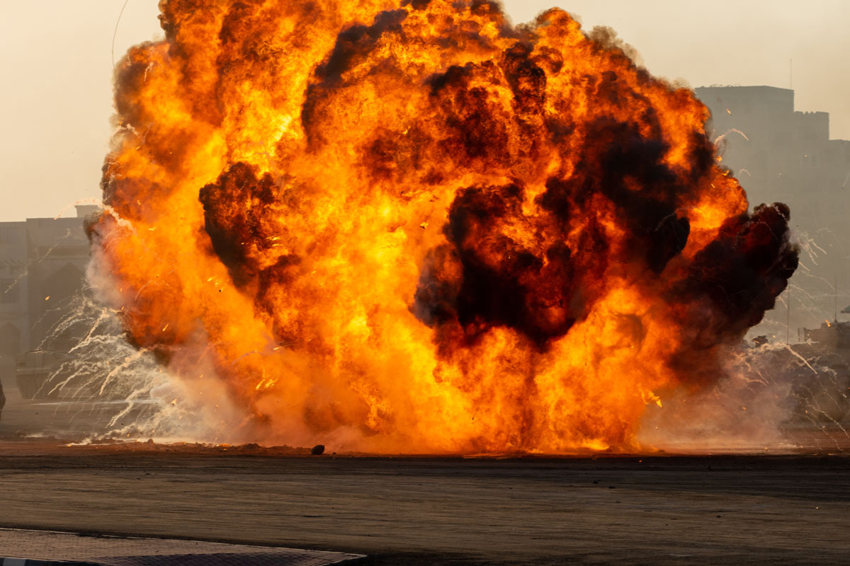 20 muertos en explosión de cisterna con combustible en el Líbano