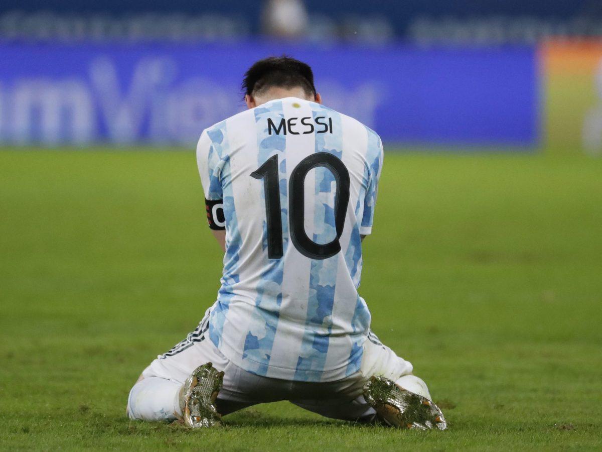 Lionel Messi no seguirá en el Barcelona