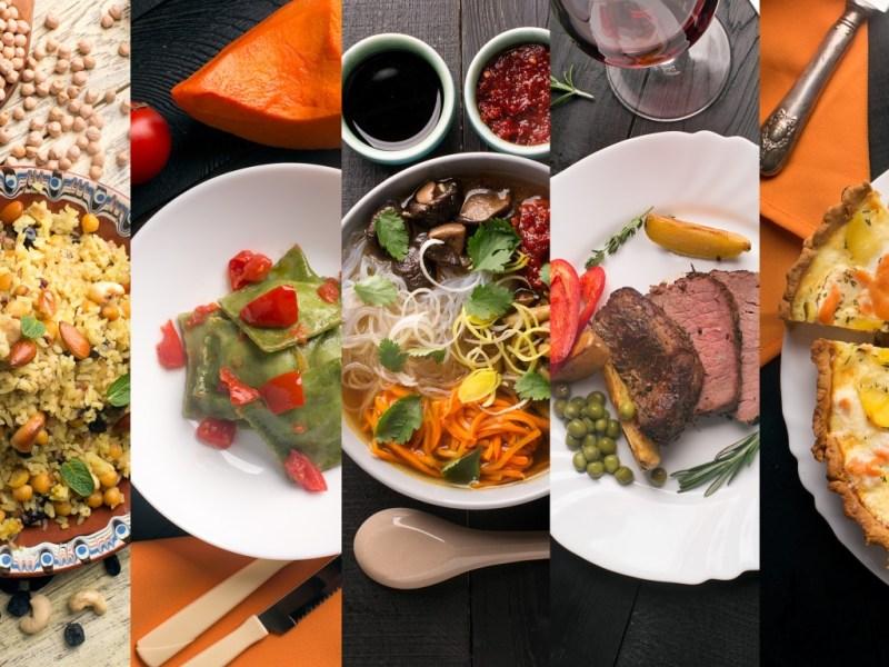 El Festival Internacional de Comida de Raleigh es este mes