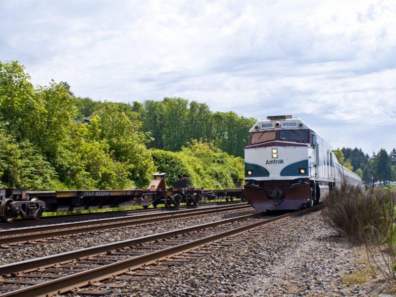 Un hombre de Carolina del Norte murió después que un tren de de Amtrak lo atropelló el miércoles 25 de agosto en Davidson.