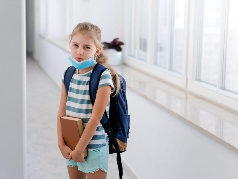 Charlotte-Mecklenburg Schools (CMS) anunció que si no quiere que su hijo use mascarilla en el aula este año, debe llenar un formulario para calificar para una exención. © Marina Andrejchenko / Adobe Stock