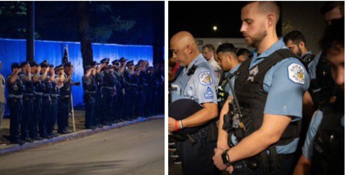 tiroteo chicago policía