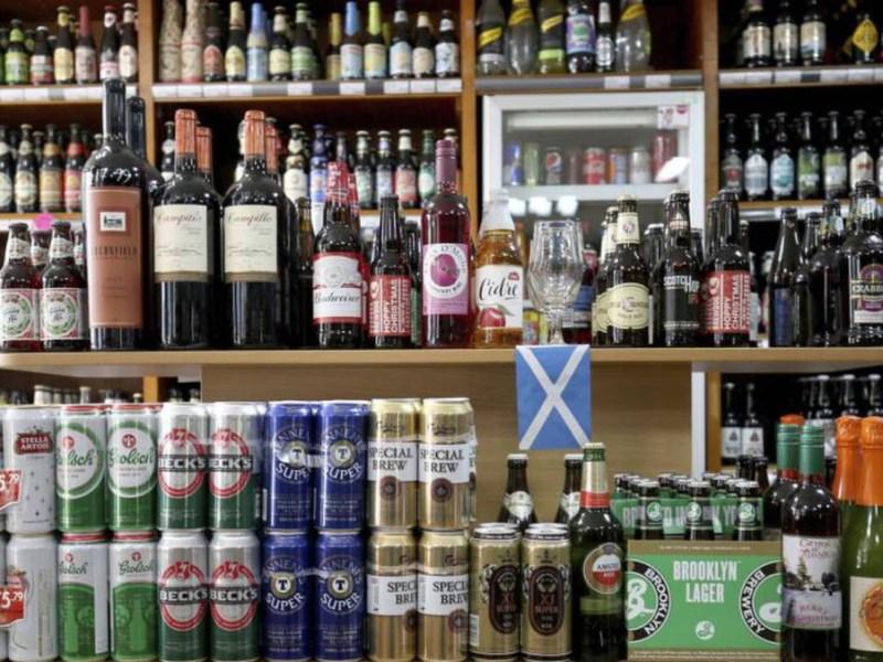 Bebidas alcohólicas reducirías vida