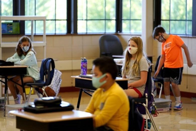 Distritos escolares florida mascarillas