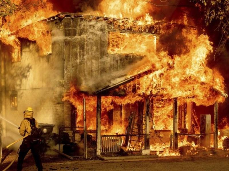 Incendios forestales Casos COVID-19