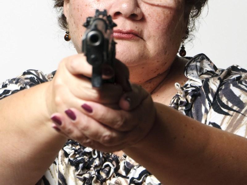 Latina disparó a su marido en Houston por creer que era infiel