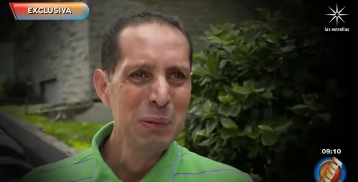Miguel Luis llanto sammy
