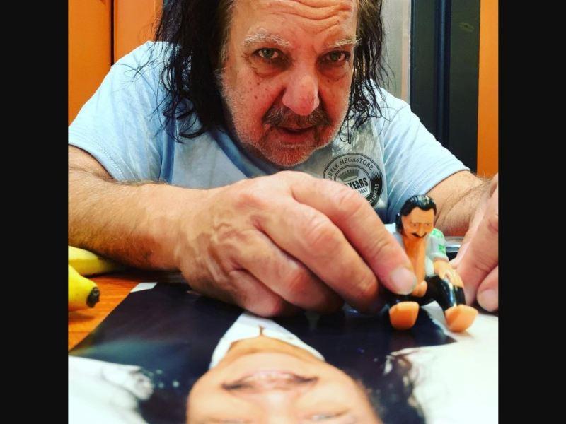 Ron Jeremy porno violar