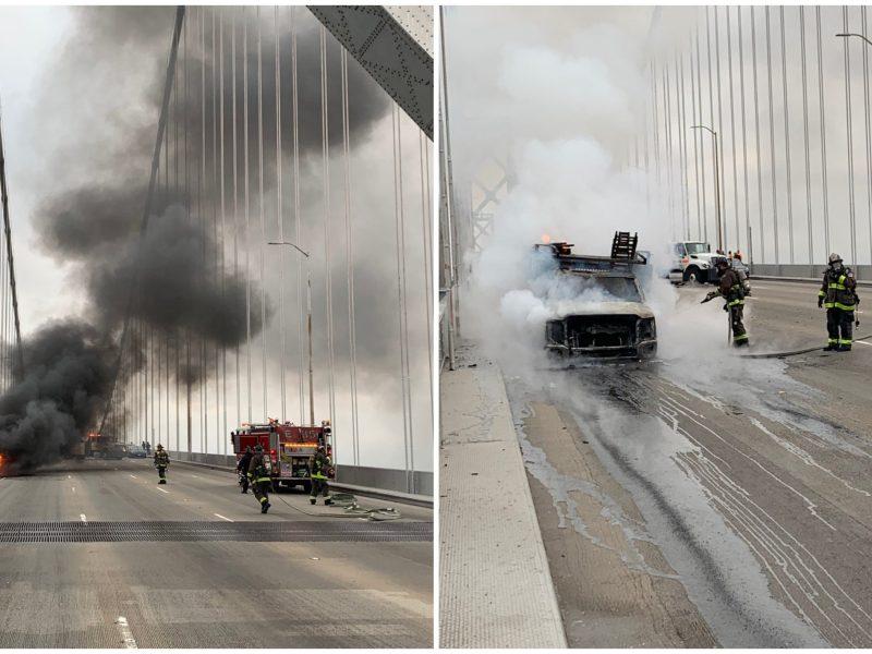 camioneta propano puente san francisco