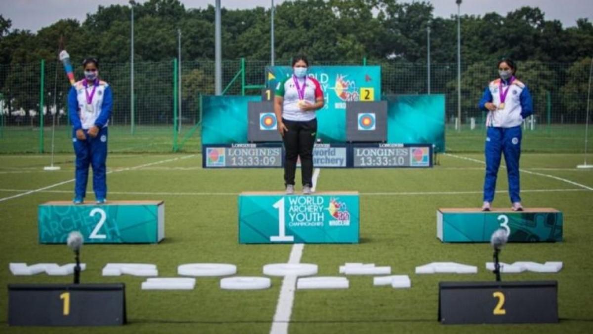 Selene Rodríguez Campeona Mundial