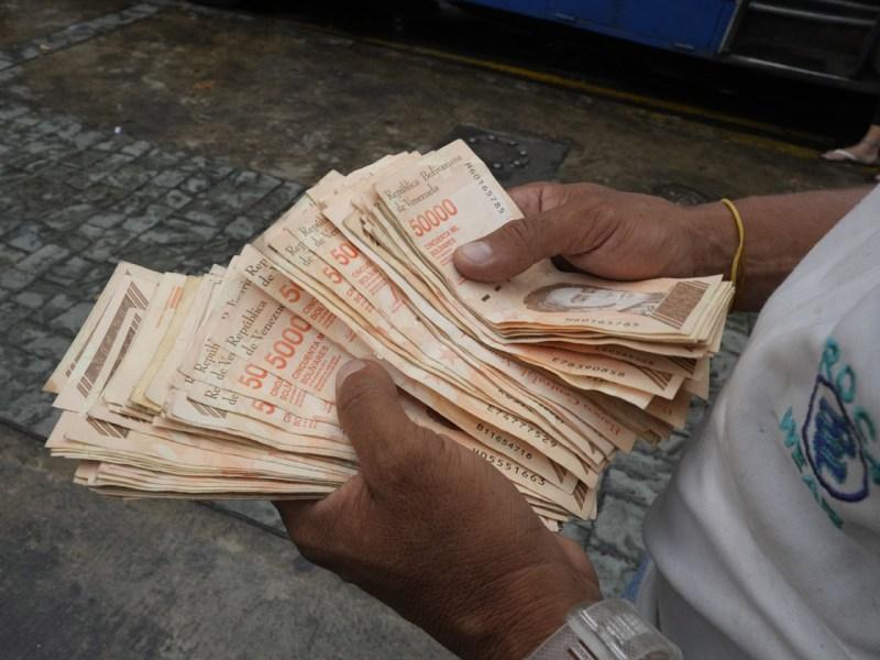 Venezuela retiran 6 ceros a la moneda, van 14 ceros quitados en 13 años 1