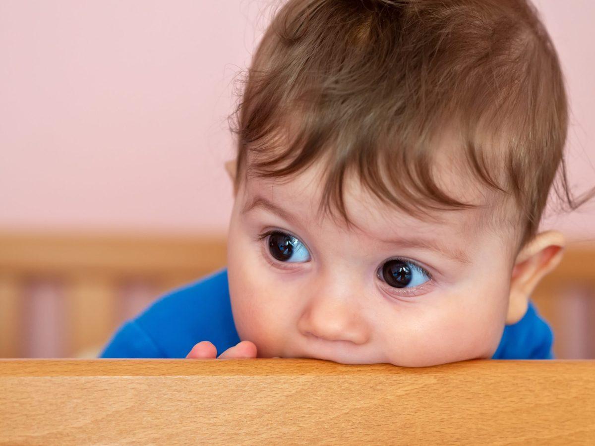 En casos particulares se puede observar en niños el comer cosas que no tienen valor nutritivo. Adobe Stock