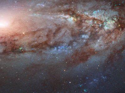 Astrónomos conocen secretos del universo tras 'viajar en el tiempo'