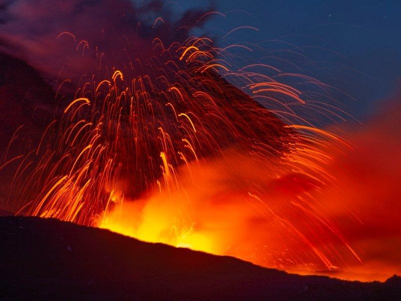 Erupciones pequeñas podrían causar un desastre global