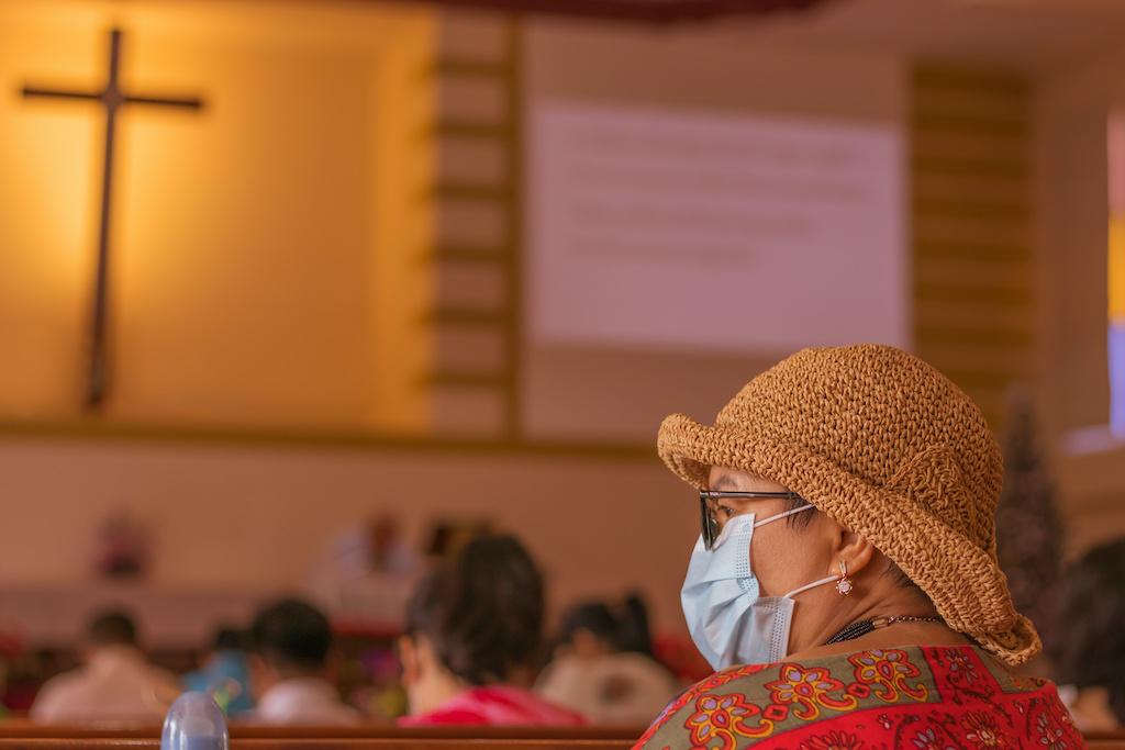 Un mensaje para las iglesias: cuiden a sus feligreses, exijan el uso de mascarillas